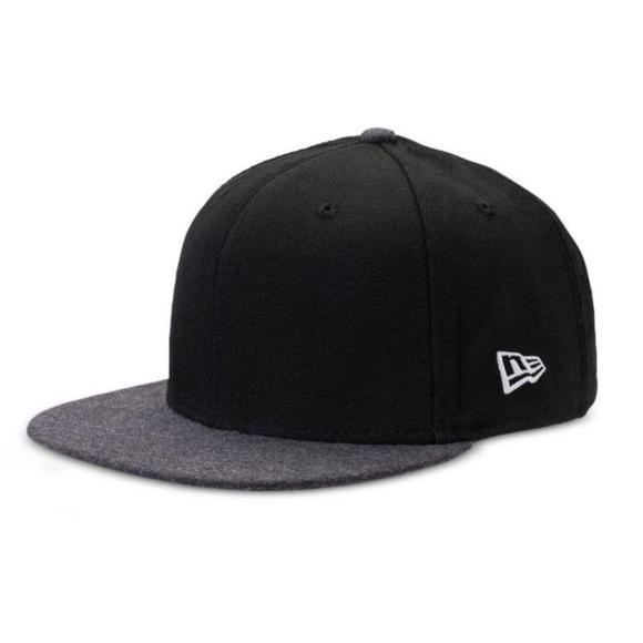 New Balance New Era 574 9FIFTY Wool Cap in Black 56b28251a46